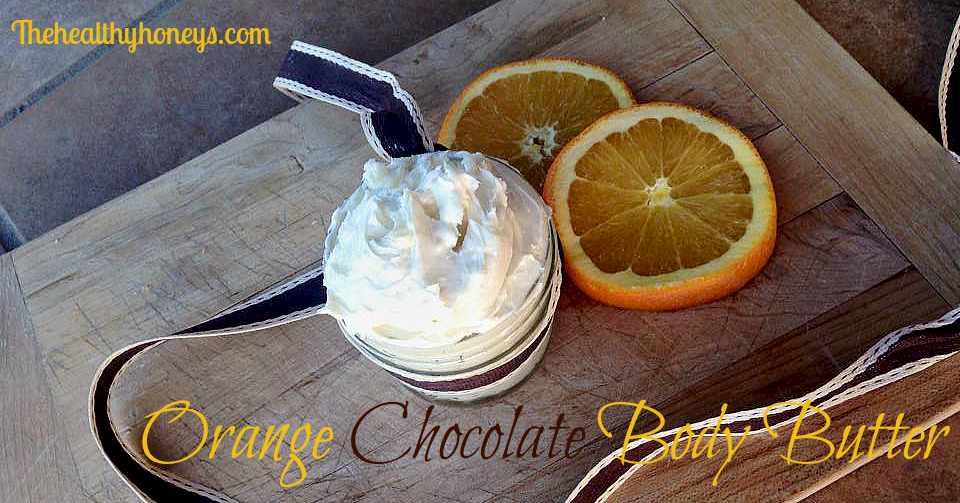 Orange Chocolate Body Butter