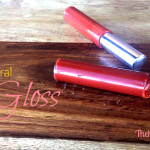 DIY: All Natural Lip Gloss