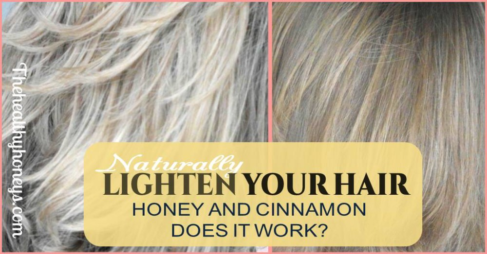 Naturally lighten hair with honey and cinnamon: Does it really work?