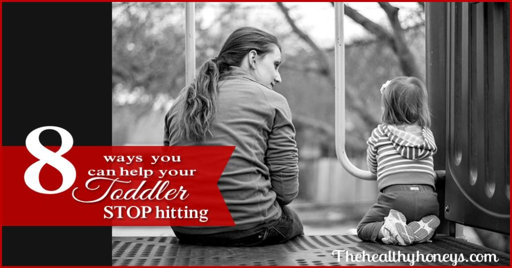 Get toddler to stop hitting