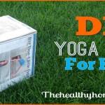 Yoga for Kids: DIY Yoga Dice