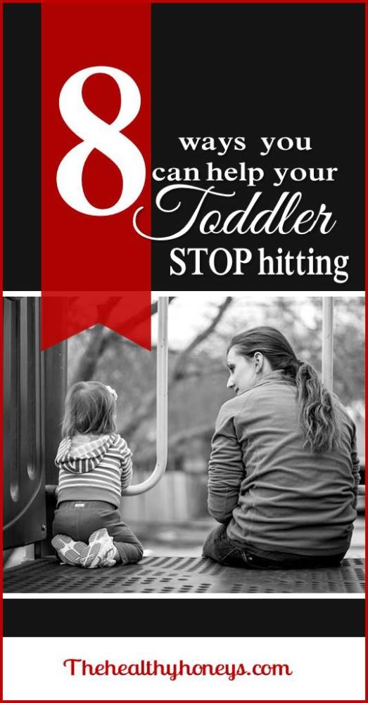 Teach Children to Stop Hitting