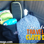 10 Tips for Traveling with Cloth Diapers