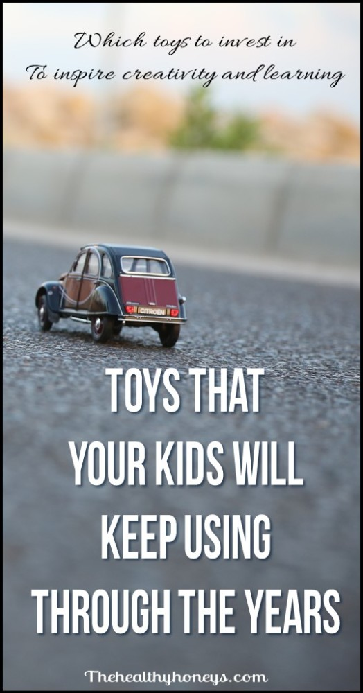 Toys that last through the years