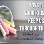 Top Toys that will Last through the Years