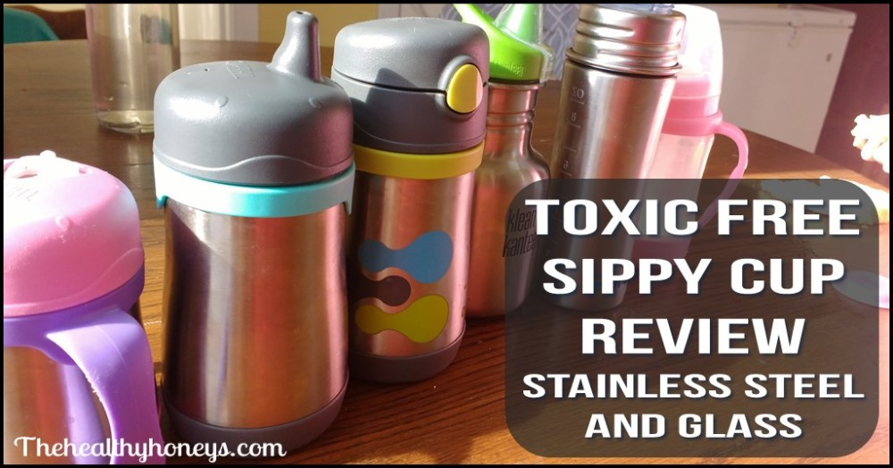 Toxic free sipper