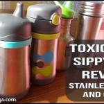 Toxic Free Sipper Cup Review