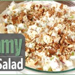Creamy Fruit Salad: Real Food
