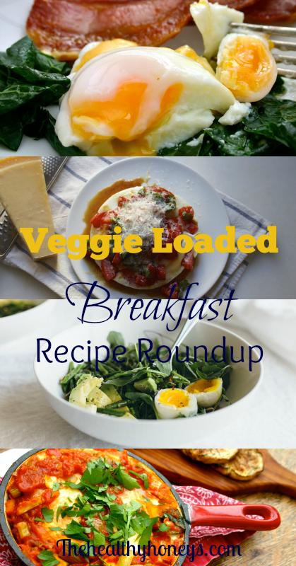 veggie loaded breakfast recipe
