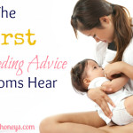The Worst Breastfeeding Advice New Moms Hear