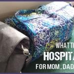 Pack your Natural Hospital Bag