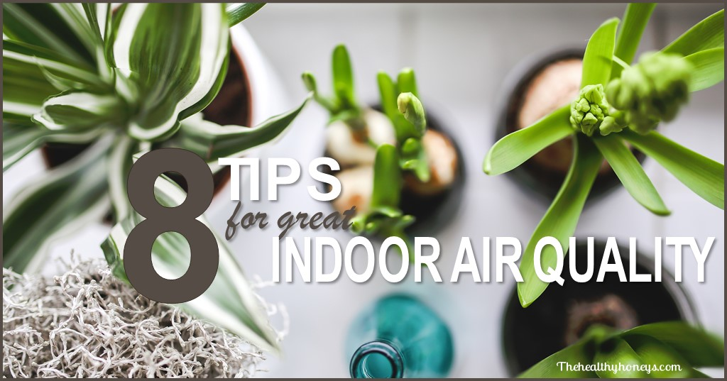 8 Tips to Improve Indoor Air Quality