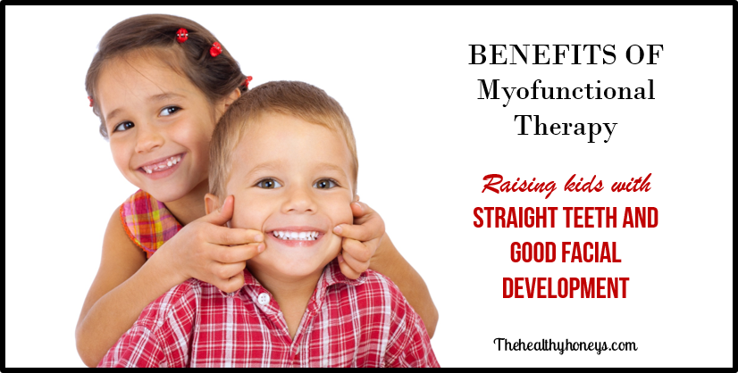 Raise Kids with Naturally Straight teeth