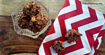No-Bake Cookies for Constipation
