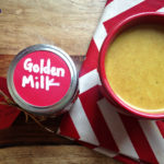 Golden Milk Tea Drink Mix