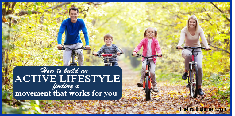 Develop an Active Lifestyle