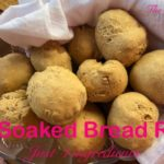 Four Ingredient Basic Soaked Bread Recipe