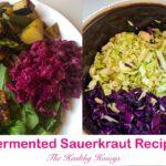 Fermented Sauerkraut Recipe