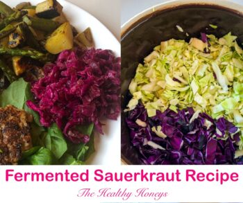 Fermented Sauerkraut Recipe
