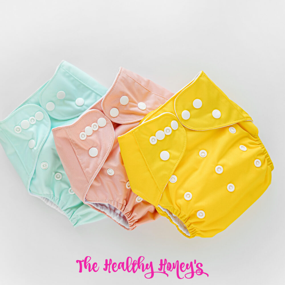 DIY Cloth Diapers: Easy Pattern